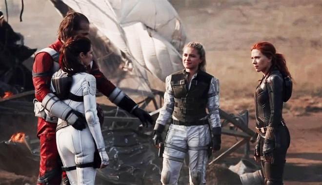 Black Widow: Màn độc diễn quyến rũ của Scarlett Johansson ảnh 2