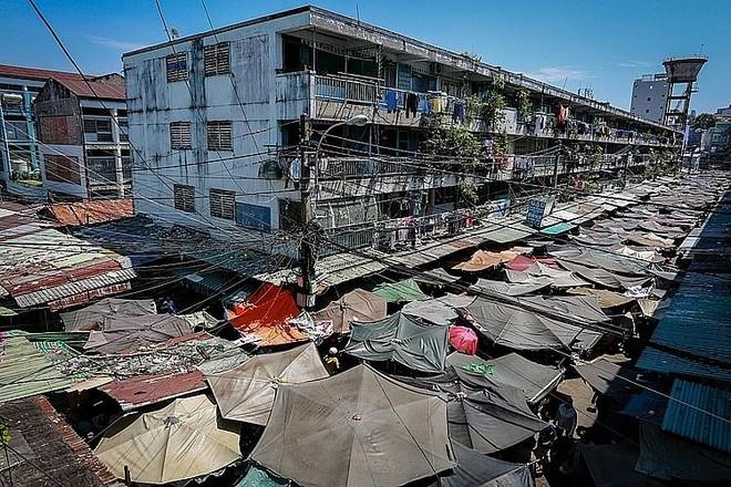 Chính phủ ban hành Nghị định về cải tạo, xây dựng lại nhà chung cư ảnh 1
