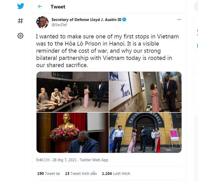 Việt Nam và Mỹ nhất trí thúc đẩy hợp tác quốc phòng ảnh 2