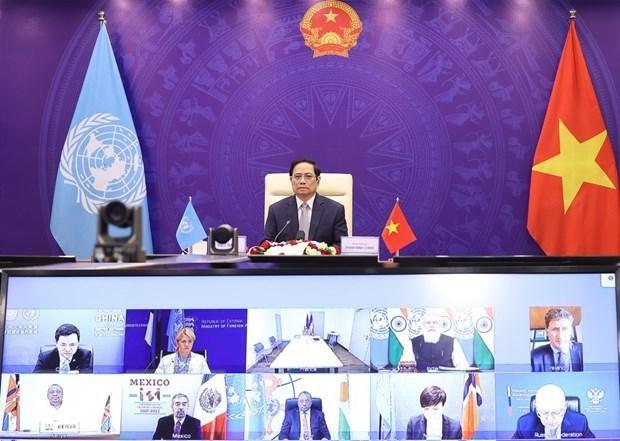 Thủ tướng Chính phủ Phạm Minh Chính: Công ước Liên hợp quốc về Luật Biển năm 1982 là Hiến pháp về biển và đại dương có tính toàn vẹn và phổ quát ảnh 1