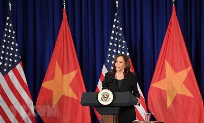 Viết tiếp những trang mới trong mối quan hệ Mỹ - Việt Nam ảnh 1