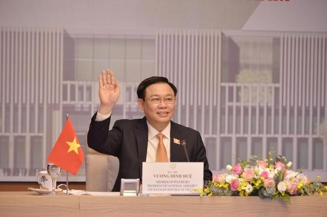 Việt Nam khẳng định chính sách đối ngoại rộng mở, khát khao phát triển, nỗ lực vươn lên trong đại dịch Covid-19 ảnh 1