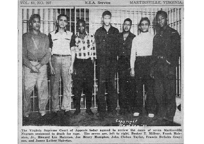 Nhóm 7 thanh niên da màu lĩnh án tử được ân xá sau… 70 năm ảnh 1