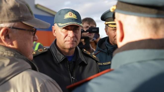 Phút cuối trước khi tử nạn của Bộ trưởng Tình trạng khẩn cấp Nga ảnh 1