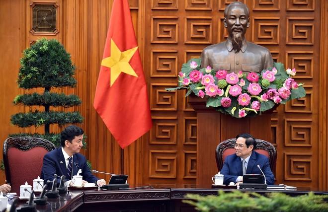 Việt Nam-Nhật Bản thúc đẩy quan hệ Đối tác Chiến lược sâu rộng ảnh 1