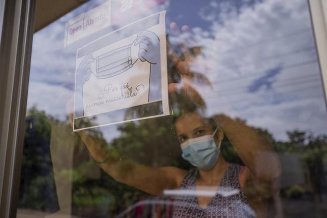"""Nghịch lý bác sĩ ở Nicaragua bị """"khủng bố tinh thần"""" trong đại dịch ảnh 1"""
