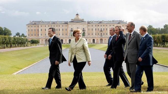 Thủ tướng Đức Angela Merkel và 16 năm cầm quyền trong mắt nhìn của các nhà lãnh đạo thế giới ảnh 2