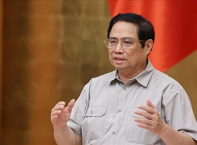 Thủ tướng: Phấn đấu đến ngày 30-9 trở lại trạng thái bình thường mới ảnh 1