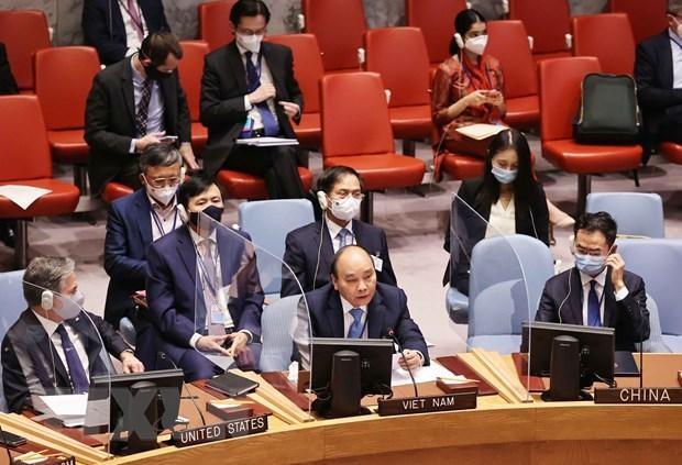 Quốc tế đề cao quan điểm của Việt Nam trong thúc đẩy hợp tác đa phương, giải quyết thách thức toàn cầu ảnh 1