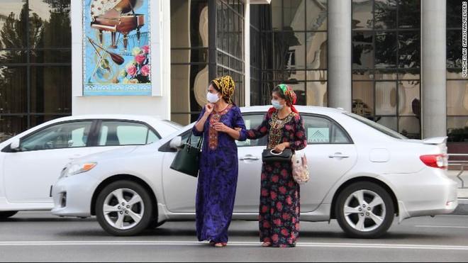 Con số 0 khó tin về đại dịch Covid-19 ở Turkmenistan ảnh 1