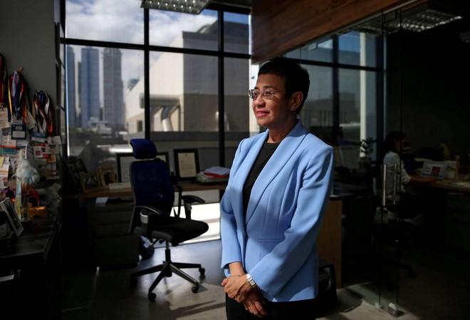 Ý nghĩa của giải Nobel Hòa bình dành cho nhà báo Philippines Maria Ressa ảnh 1