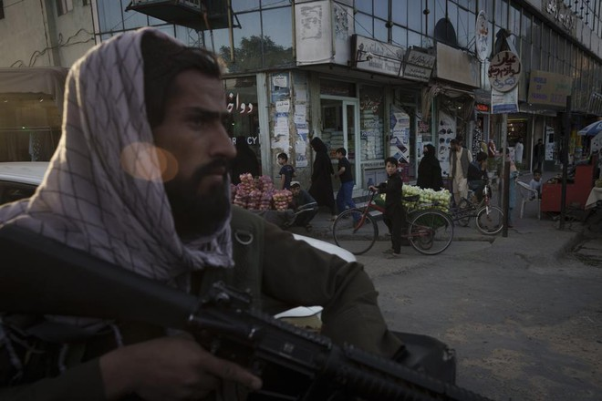 Tình hình an ninh trật tự ở Kabul dưới thời Taliban ảnh 1