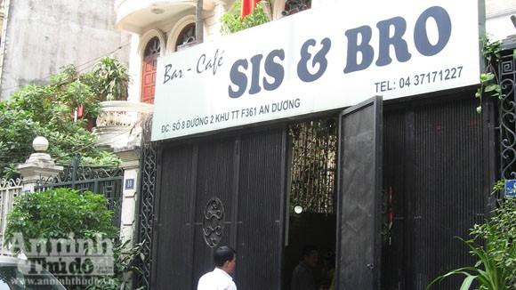 """Toản cảnh vụ """"đột kích"""" bar SIS & BRO ảnh 1"""