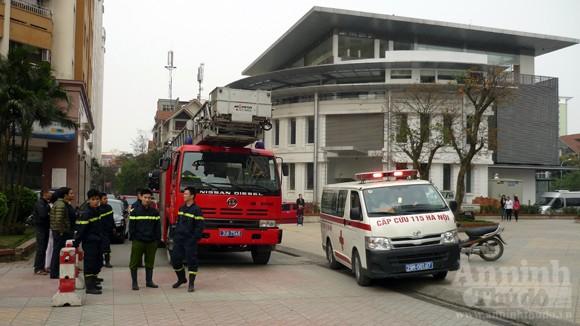 Chung cư 34T cháy do chập điện điều hòa