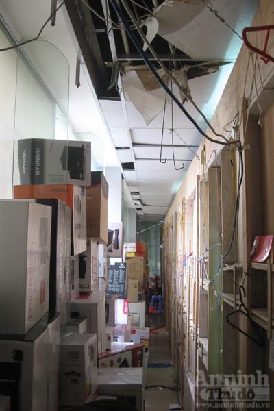 Hệ thống báo cháy siêu thị Pico không hoạt động ảnh 6