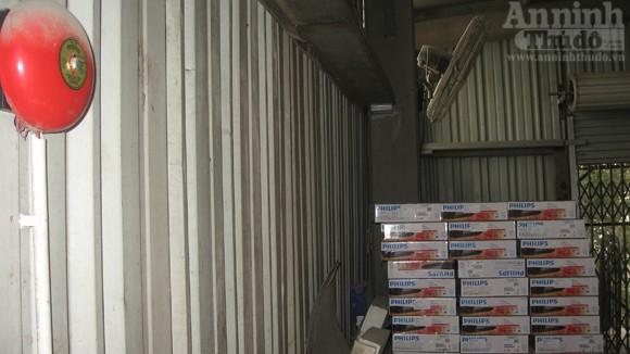 Hệ thống báo cháy siêu thị Pico không hoạt động ảnh 3
