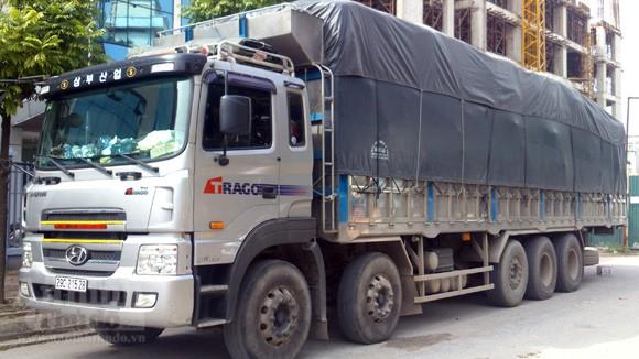 """Ngăn chặn vụ tung 80.000 lọ hóa chất """"thúc"""" giá đỗ lớn nhanh đi khắp Việt Nam ảnh 1"""
