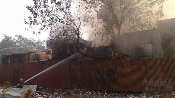 Nữ sinh sư phạm tử nạn trong đám cháy đầu năm ảnh 3