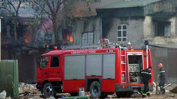 Nữ sinh sư phạm tử nạn trong đám cháy đầu năm ảnh 1