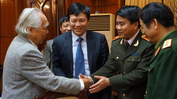 Báo chí sẽ phối hợp chặt chẽ với CATP Hà Nội trong thông tin, truyên truyền ảnh 1
