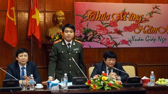 Báo chí sẽ phối hợp chặt chẽ với CATP Hà Nội trong thông tin, truyên truyền ảnh 3