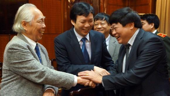 Báo chí sẽ phối hợp chặt chẽ với CATP Hà Nội trong thông tin, truyên truyền ảnh 2