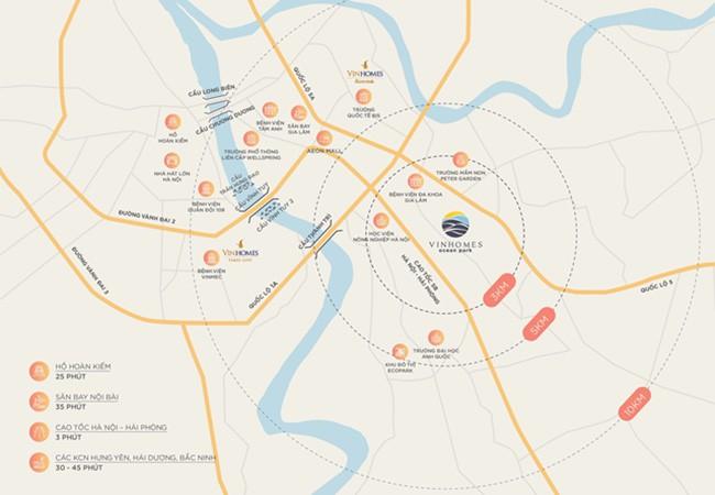 Trung tâm mới phía Đông được đầu tư bài bản như thế nào? ảnh 1