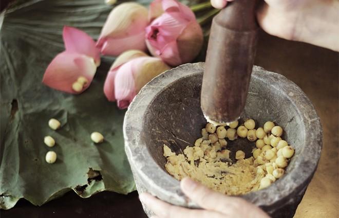 Bánh trung thu tươi Almaz gói trọn tinh hoa ẩm thực Hà thành ảnh 3