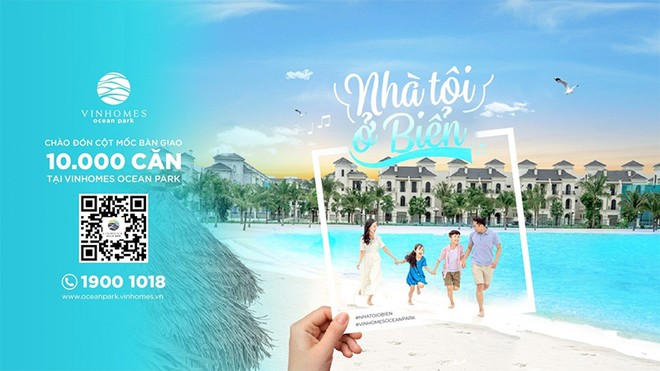 """Hashtag #Nhà tôi ở biển – từ khóa """"hot"""" của thị dân Hà Nội ảnh 2"""