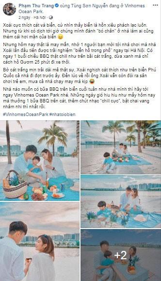 """Hashtag #Nhà tôi ở biển – từ khóa """"hot"""" của thị dân Hà Nội ảnh 3"""