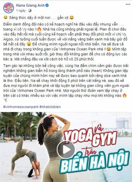 """Hashtag #Nhà tôi ở biển – từ khóa """"hot"""" của thị dân Hà Nội ảnh 5"""