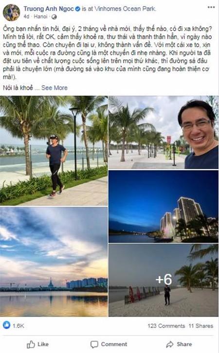 """Hashtag #Nhà tôi ở biển – từ khóa """"hot"""" của thị dân Hà Nội ảnh 7"""