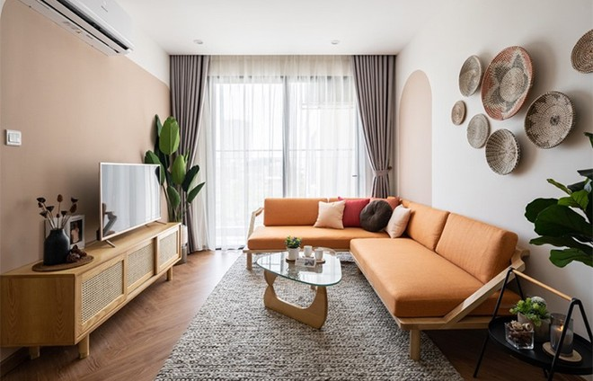 Khám phá căn hộ đẹp mê hồn tại Vinhomes Smart City ảnh 2