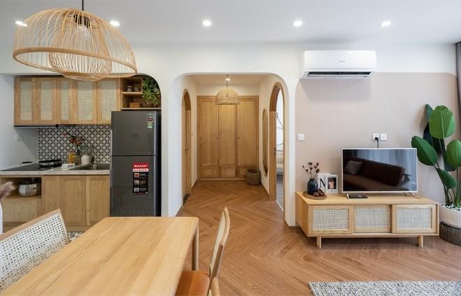 Khám phá căn hộ đẹp mê hồn tại Vinhomes Smart City ảnh 3