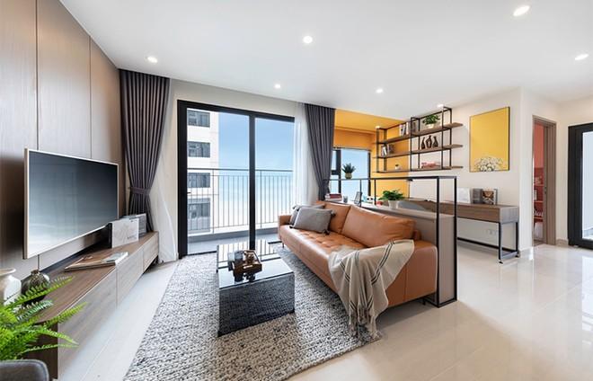Khám phá căn hộ đẹp mê hồn tại Vinhomes Smart City ảnh 4