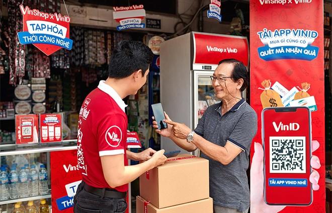 Vingroup ra mắt ứng dụng Vinshop – mô hình bán lẻ B2B2C lần đầu tiên tại Việt Nam ảnh 1