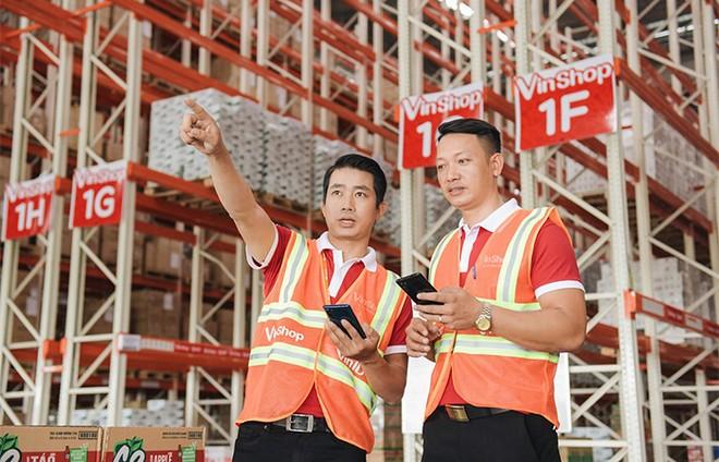 Vingroup ra mắt ứng dụng Vinshop – mô hình bán lẻ B2B2C lần đầu tiên tại Việt Nam ảnh 2