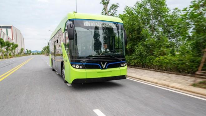 Xe buýt điện có đạt mục tiêu kép về giao thông và môi trường? ảnh 1