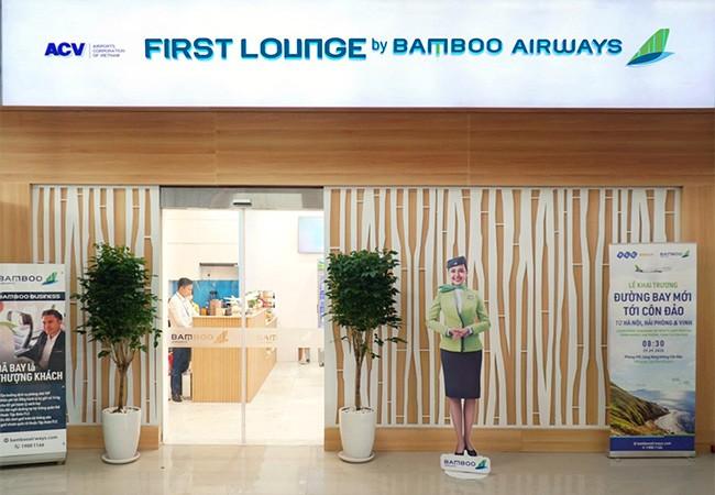 Bamboo Airways chính thức khai trương Phòng chờ Thương gia tại Côn Đảo ảnh 1