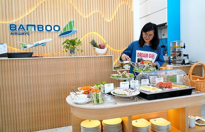 Bamboo Airways chính thức khai trương Phòng chờ Thương gia tại Côn Đảo ảnh 4