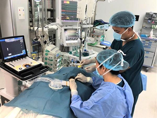 Vinmec công bố nghiên cứu đột phá về giảm đau trong mổ tim hở trẻ em ảnh 1