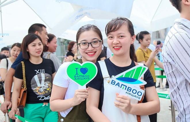"""Bamboo Airways tung loạt ưu đãi giảm sâu 50%, vé bay đồng giá từ 33.000 đồng tại sự kiện """"Ngày thẻ Việt Nam"""" 2020 ảnh 2"""