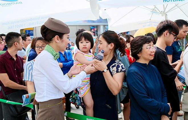 """Bamboo Airways tung loạt ưu đãi giảm sâu 50%, vé bay đồng giá từ 33.000 đồng tại sự kiện """"Ngày thẻ Việt Nam"""" 2020 ảnh 3"""