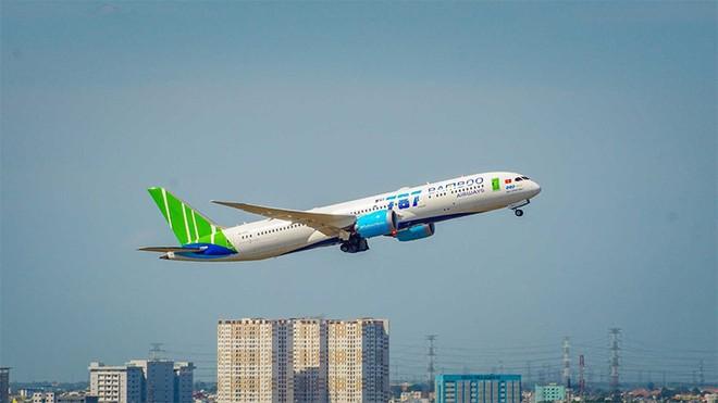 """Bamboo Airways được vinh danh """"Hãng hàng không khu vực hàng đầu châu Á"""" ảnh 1"""