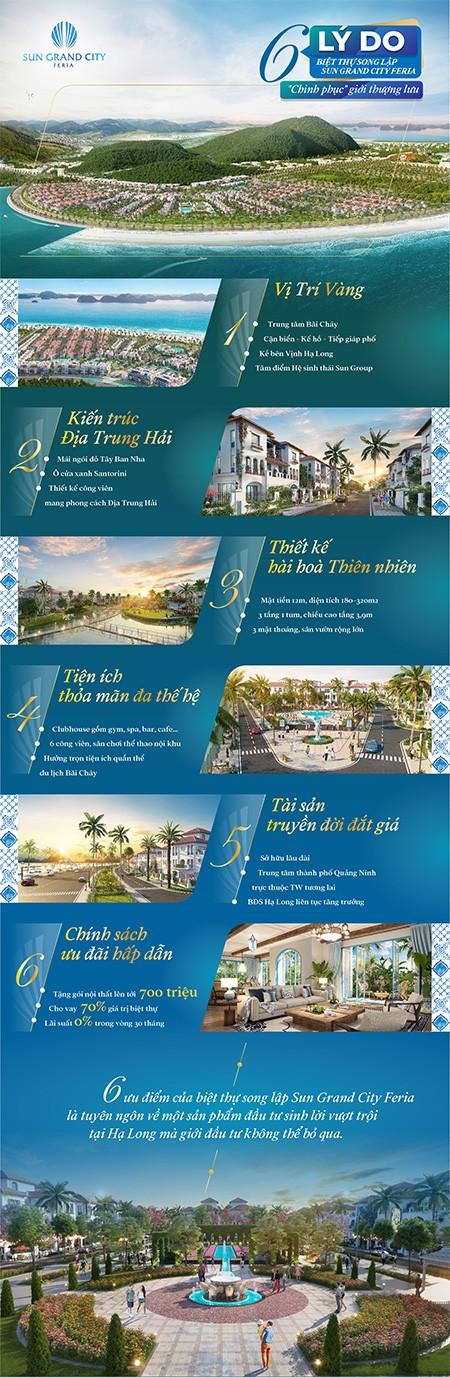 6 ưu điểm biệt thự song lập Sun Grand City Feria ảnh 1