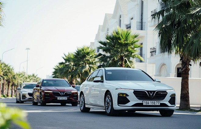 VinFast bán gần 2.900 xe trong tháng 10, giữ vững vị trí số 1 các phân khúc ảnh 2