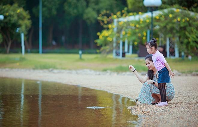 Trọn vẹn vẻ đẹp bình yên bên hồ Đại Lải ảnh 4