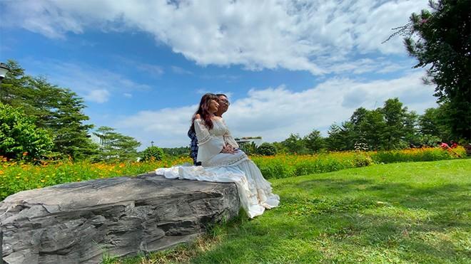Trọn vẹn vẻ đẹp bình yên bên hồ Đại Lải ảnh 9