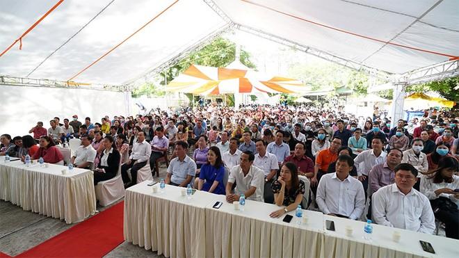 Ngày hội việc làm đã mở ra nhiều cơ hội cho người lao động tại Phú Quốc ảnh 1