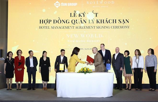 Nam Phú Quốc đón thêm thương hiệu quản lý khách sạn hàng đầu thế giới – Rosewood Hotel Group ảnh 3